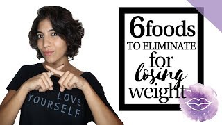 6 Foods to Avoid When Trying to Losing Weight: Weight Loss Tips | My Vegan Daily