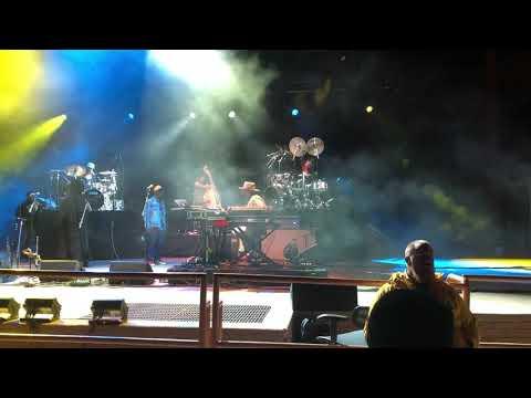 Kamasi Washington - Ronald Bruner Jr drum solo Red Rocks April 2018 HD
