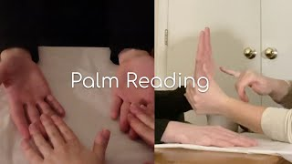 Hand Exam and Palm Reading - Real Person ASMR screenshot 2