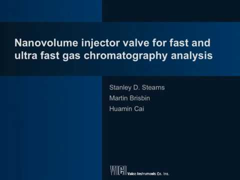 GCC Gulf Coast Conference Talk - Fast and Ultra Fast Gas Chromatography
