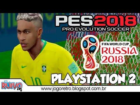 PES 2018 WORLD