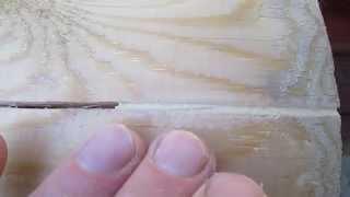 Чем заделать трещины и щели в бревне и брусе?(Во время строительства и эксплуатации сруба в бревне и брусе появляются щели и трещины. Они появляются..., 2014-07-12T09:56:58.000Z)