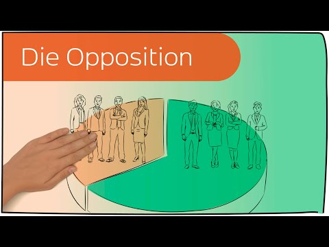 Die Opposition in 3 Minuten erklärt