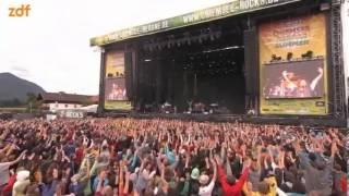 Open Air Jahcoustix beim Chiemsee Reggae 2012