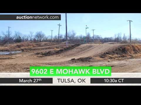 Motocross Track Auction - Tulsa, OK