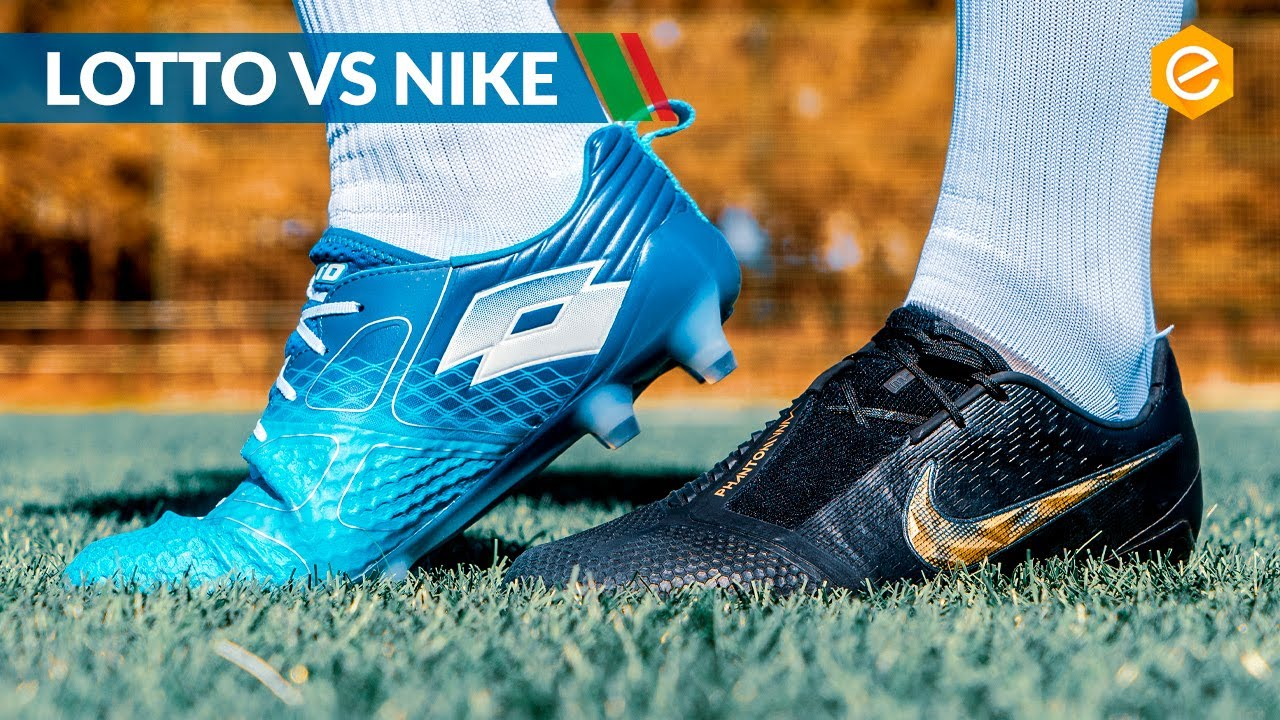 LOTTO MEGLIO DI NIKE? Maestro 200 VS Phantom Venom