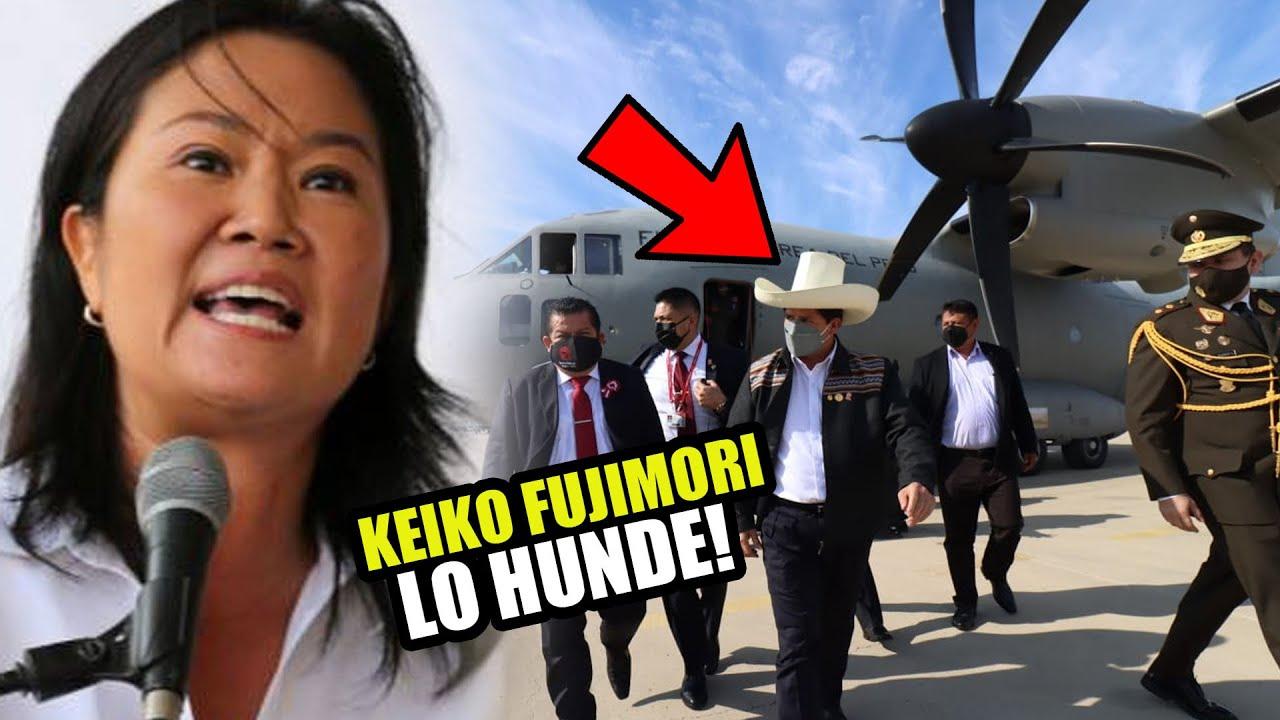 ULTIMO MINUTO KEIKO FUJIMORI Destruye A PEDRO CASTILLO (EL FIN DEL MANDATO DE CASTILLO) MIRA ESTO 😱