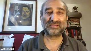 """CIF Webinar on """"Article 370 & A Year After"""" with Mr. Sushil Pandit Co-founder - Roots in Kashmir"""