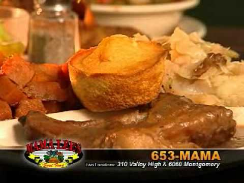 Mama Lee's Soul Food Restaurant in San Antonio Texas