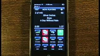 MX Control App for Apple iOS