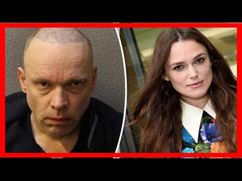 Breaking News | Keira knightley stalker sectioned for terrorising pirates of the caribbean star