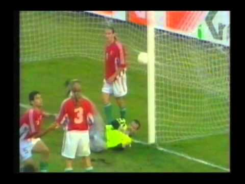 1999 (October 9) Portugal 3-Hungary 0 (EC Qualifier).avi
