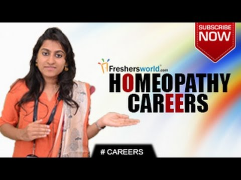 HOMEOPATHY CAREERS - BHMS,MD in Homeopathy,MS,Diploma courses,Research,Medicine