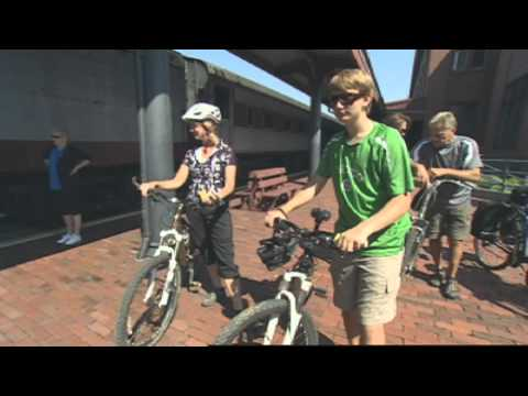 Western Maryland Scenic Railroad & Bike Trail
