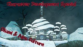 Okami & Ainu Culture - Character Development Special