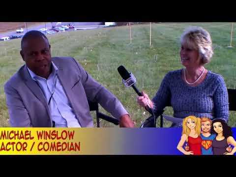 Sound Off and Laugh with Michael Winslow: an interview on the Hangin With Web Show