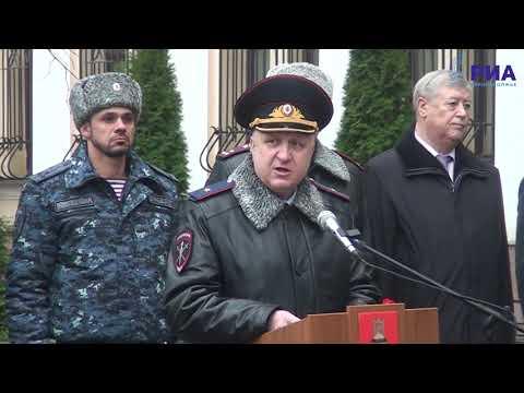 В Твери прошли мероприятия к Дню полиции