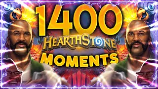That Is SO ODDLY SATISFYING TO WATCH | Hearthstone Daily Moments Ep.1400
