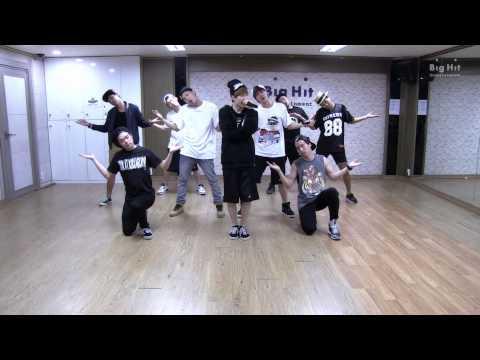 방탄소년단 '어른아이' dance practice