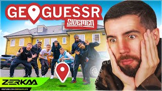 GeoGuessr But It's Only Sidemen Locations...