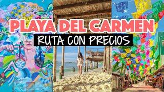 Cuánto Cuesta Viajar A Playa Del Carmen En 2020 Playa Del Carmen Desde Cancún Youtube