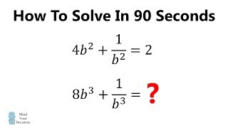 Viral Problem - H๐w To Solve In 90 Seconds