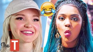 10 Funniest Descendants 3 Bloopers You Never Saw Before