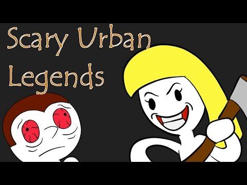 Scary Urban Legends (ft. The Dorito Butler) - Octoberfest 2016