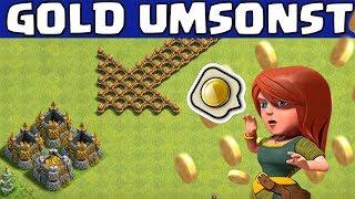 Ich VERSCHENKE mein GOLD! || Clash of Clans || Let