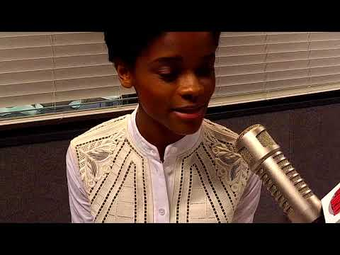 Download Youtube: #PKlive with Letitia Wright aka Shuri from the Black Panther Movie