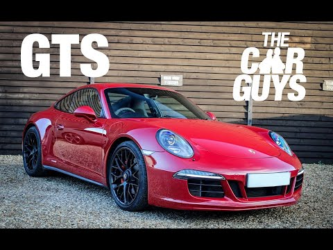Porsche 991 GTS - Is this the BEST Porsche 911 991 you can buy?