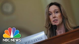 Williams: Trump's Call 'Struck Me As Political In Nature' | NBC News