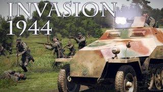 Arma 2 Wasteland in WW2 [Invasion 1944]