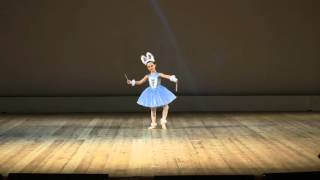 """Танец барабанщицы"" - Яна Пузанкова. 20 марта 2016 года."