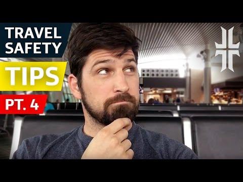 Travel Safety Tips: PT.4 Advice for Hotels, Transit, Assault, etc
