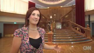 Titanic museum opens where ship built