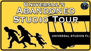 Yesterworld: Universal Studio Florida's Abandoned Studio Tour
