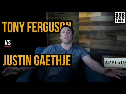 I KNEW IT...Justin Gaethje vs Tony Ferguson