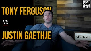 I KNEW IT...Justin Gaethje vs Tony Ferguson