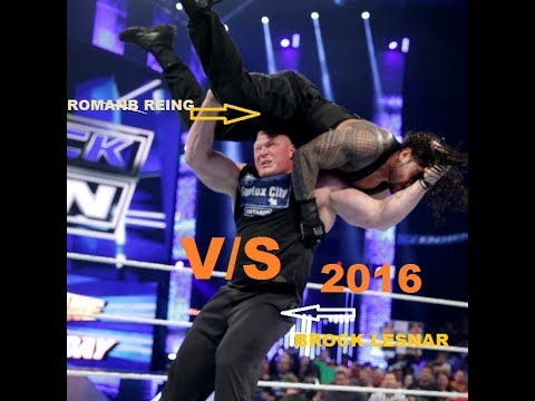 BROCK LESNAR THEME, song 2017 new type of intrance 2017 ,brock lesanr theme make  by fans must watch