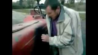 Odpalanie traktora
