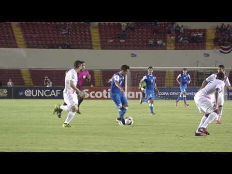 CCA 2017: Costa Rica vs Nicaragua Highlights