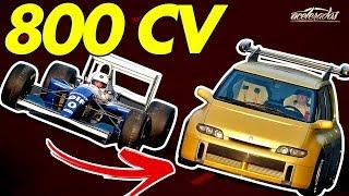 Minivan Com Motor De Fórmula 1? Conheça Os Melhores Engine Swaps Da História! - Acelelista #54