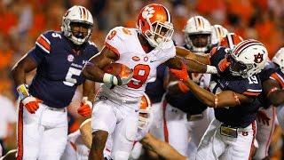 Wayne Gallman (Clemson) vs. Auburn (2016)
