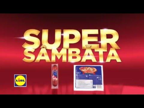 Super Sambata la Lidl • 1 Septembrie 2018