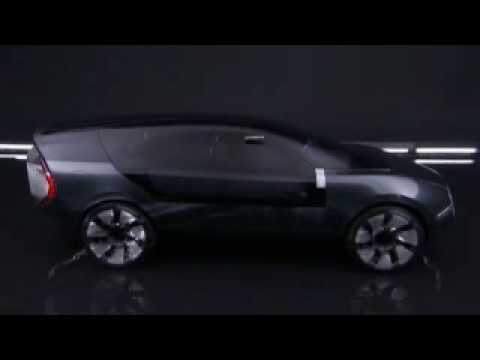 Ondelios Renault Concept Car Youtube