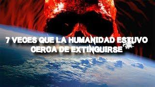 Las 7 veces que la humanidad estuvo más cerca de extinguirse