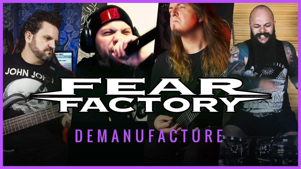 Demanufacture (Fear Factory) | Metal Jam Collab #1