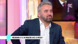 Mélenchon a-t-il un problème avec la presse? On en parle avec Alexis Corbière - C l'hebdo 25/11/2017