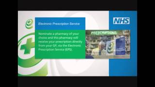 The Electronic Prescription Service (EPS) an explanation for patients